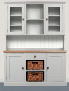 Kitchen Dresser find this pin and more on kitchen Painted Kitchen Dressers And Fine Free Standing Furniture From The Kitchen Dresser Company Furniture