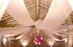 12M Tenture Blanc Décoration DE Salle Mariage Bapteme Fete Eglise | eBay
