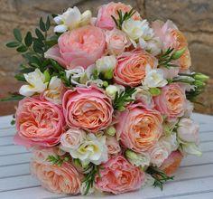 Gallery: Peach & Apricot | Helen Jane Floristry