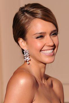 Smile. .. Jessica Alba
