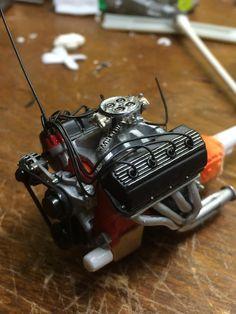 Hemi Engine - 1/24 scale
