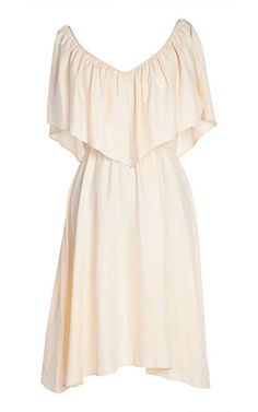 $129 -sold out as of now BUT if it ever comes back in..Rehearsal dinner dress, boots, yes please! :)