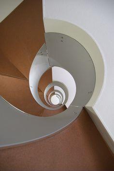 Stairs / escales / escaleras / espiral