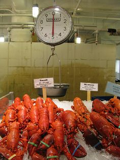 Lobster House - Chelsea Market - NY