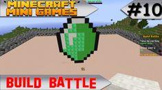 MINECRAFT MINI-GAMES - BUILD BATTLE - #10