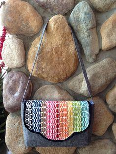 Accordion Bag, pattern by Sew Sweetness