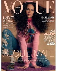 "32.3k Likes, 330 Comments - Joan Smalls (@joansmalls) on Instagram: ""Extremely thrilled to be on another @voguebrasil cover shot by the incredible @zee_nunes #obrigado"""