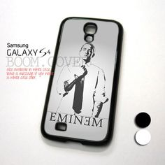 Eminem Slim Shady design for Samsung Galaxy S4 Case
