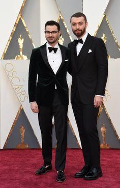 The Oscars 2016 : Best Dressed Men #1 Follow... | MenStyle1- Men's Style Blog