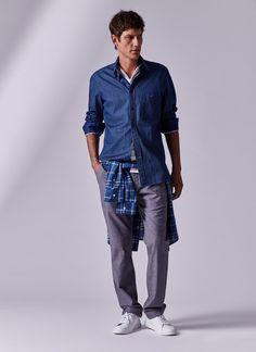 Pantalón fantasía elástico