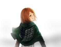 Petra Ral - Shingeki no Kyojin / Attack on Titan,Anime