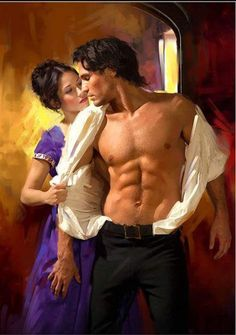 Whenever i see a beautiful romance novel cover i get amazed by the art and work.and buy the the book lol its full of passion and beauty. Romance Novel Covers, Romance Art, Fantasy Romance, Romance Novels, True Romance, Foto Portrait, Fantasy Couples, Book Cover Art, Book Covers