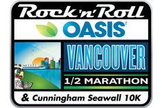 The Rock 'n' Roll Vancouver Half Marathon & 10K