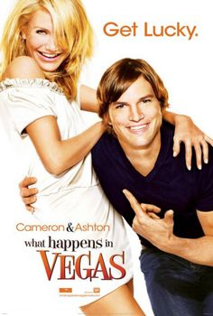 What Happens in Vegas (2008) Tom Vaughan con Cameron Diaz y Ashton Kutcher.