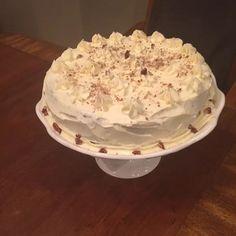Carrot Cake Recipe Easy - Recipe How To Make Frosting, Best Cake Recipes, Confectioners Sugar, Carrot Cake, Raisin, Vanilla Cake, Chocolate Cake, Carrots, Bolo De Chocolate