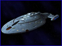 Intrepid class USS Voyager (NCC-74656)