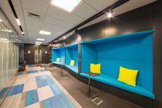 Color Form Color Frame, Cisco Kraków, proj. Studio Quadra