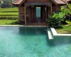 Tanah Cinta Retreat - Indah Indonesia Ubud, Perception, Bali, Villa, Carving, Amazing, Garden, Outdoor Decor, Home