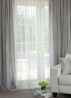 perdele-material-fin Bedroom Decor Lights, Modern Bedroom Furniture, Ikea Bedroom, Gray Master Bedroom, Living Room Decor Apartment, Cosy Bedroom Decor, Luxurious Bedrooms, Ikea Bedroom Decor, Bedroom Furnishings