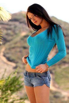 Hot Babe Veronica Ricci