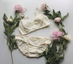 Hey, I found this really awesome Etsy listing at https://www.etsy.com/listing/194753533/natural-organic-cotton-bridal-lingerie