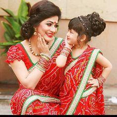 Lovely pic... #indian #indiansaree #indiankids #mothersday #mother #daughter #daughters #indian #india #punjab #cutekids #cutekidsclub #love #mothernature #mothers #punjab #usa #delhi #family #motherdaughter #motherdaughtertime