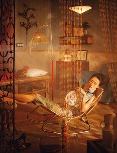 by Amaya de Toledo, In the mood for love, Tribute to Won Kar Wai