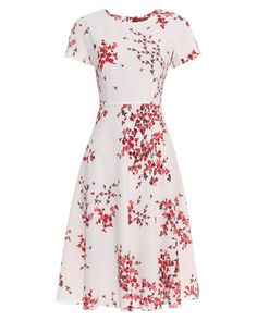 Best Dresses to Wear to a Bridal Shower This Spring - Coming Up Roses