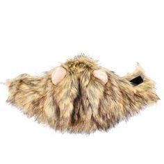 Pet Supplier DogCat Transfiguration Cap Lion Shape Pet Festival Cosplay Hat Super WarmIn Winter Animal Accessories High Quality