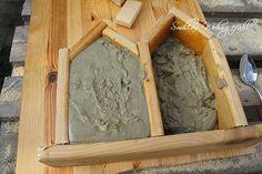 Häuser aus Beton selbst giessen, DIY Anleitung concrete houses