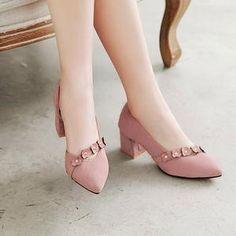 Cheap High Heels, Pink High Heels, Red Heels, Heeled Sandals, Womens Shoes Wedges, Womens High Heels, Black Casual Shoes, Women's Casual, Elegant Woman