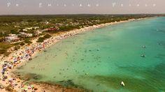 Visto che acque fiabesche a Punta Prosciutto? :) Scopri la costa jonica #nelSalento: http://www.nelsalento.com/guide/salento-la-costa-jonica-la-costa-jonica-del-salento.html…