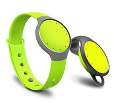 Affordable, Colorful, Functional - The New Misfit Flash Fitness And Sleep Monitor  ... see more at InventorSpot.com