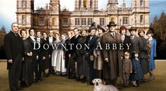 A Downton Abbey Movie Is Officially In The Works