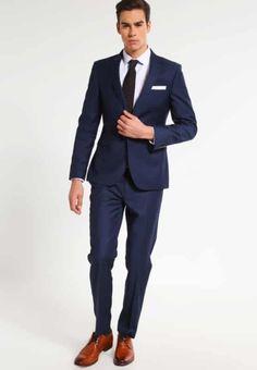 44 en 80 = Kostuums YOURTURN Colbert - dark blue Donkerblauw: 51,95 € Bij Zalando (op 13/02/17). Gratis verzending & retournering, geen minimum bestelwaarde en 100 dagen retourrecht!