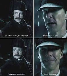 If that's not Johnlock, I don't even know