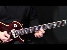 how to play black magic woman acoustic guitar