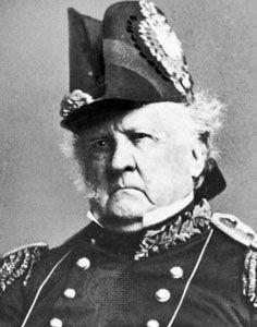Scott, Winfield – Civil War