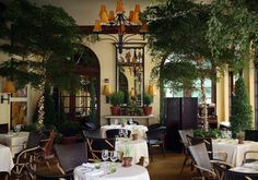 Cafe Boulud - photo by J. Beach Cafe, Favorite Holiday, Palm Beach, Thanksgiving, Florida, 81, Patio, Entertaining, Dining