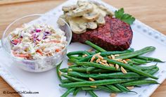 Gourmet Girl Cooks: Filet Mignon w/ Creamy Dijon Mushrooms & Costco Find!