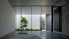 Meadowbrook Residence, Arizona, Jay Atherton, Cy Keener, minimalist, simplicity, shade, light