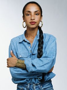 The Timeless Beauty Sade Adu; I think she is one of the most beautiful women I have seen in my lifetime.Sade Sade may refer to: Fashion Models, Denim Fashion, 90s Fashion, Fashion News, Fashion Beauty, Fashion Trends, Sade Adu, Lauren Hutton, Doble Denim