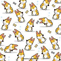 #낮잠 #슬리핑코기 #웰시코기 #캐릭터 #일러스트 #개 #반려견 #동물 #강아지 #잠자는개 #SleepingCorgi #Sleep #dog #WelshCorgi #Character #Corgi #illustration #funny #Cute #Comic #Toy #Children #Logo #Animal #pattern #image #artwork #graphic #graphicdesign #daily #icon