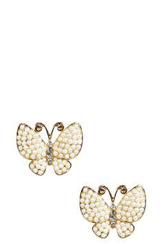 Melissa Pearl Butterfly Earrings >> http://www.boohoo.com/restofworld/accessories/icat/new-in-accessories/melissa-pearl-butterfly-earrings/invt/azz39990