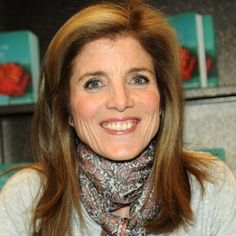 Caroline Kennedy. Wrote a book about the Bill of Rights that I've never forgotten. It's alive, thought-provoking and memorable.