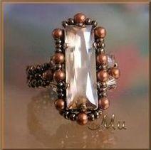 Pattern bijoux: Anello Seita