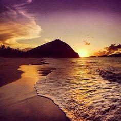 Long Bay #tortola #sunset #bvi #travel #caribbean #beach