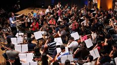 Using Music To Mentor Venezuela's Poorest Youth : NPR