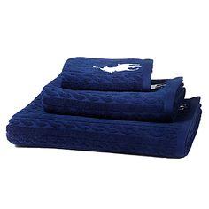 Polo Ralph Lauren Bath towels