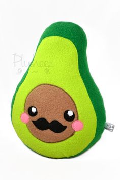 This adorable plush toy: | Community Post: 13 Perfect Gifts For The Avocado Lover In Your Life